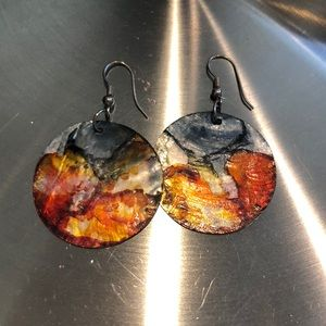Jewelry - Earrings purchased and made in Spain